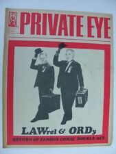 Mixed Lot February Private Eye Magazines in English