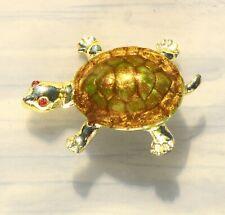 BROOCH vintage, turtle.....
