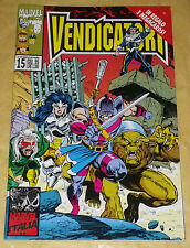 VENDICATORI # 15 - MEGACARDS NON DISPONIBILI - Marvel Comics