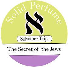 Alef Perfume 5g Salvatore Tripi The Secret of the Jews Solid Scent Fragrance UK