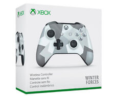 Microsoft - Xbox Wireless Controller - Winter Forces Special Edition (Xbox One)
