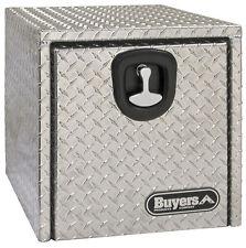 "Buyers Aluminum 18"" X 18"" X 18"" Underbody ToolBox - 1705101"