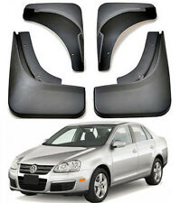 New Set Splash Guards Mud Guards Mud Flaps FOR VW 05-2010 JETTA MK5 A5 TDI Sedan