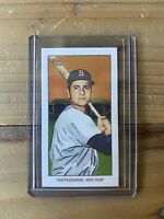 CARL YASTRZEMSKI 2020 Topps T206 POLAR BEAR Back SSP Parallel Boston Red Sox