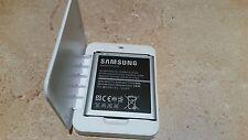 Pack dock externo + bateria+ cargador de pared+auriculares Samsung  Galaxy S4