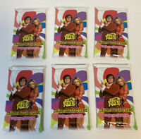 Lot Of 6 Austin Powers The Spy Who Shagged Me Collectible Card Game expansion