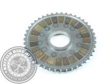 Clutch Chainwheel 43T, 6 Spring - BSA C10/C11