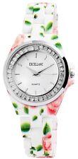 Runde Excellanc Armbanduhren aus Kunststoff
