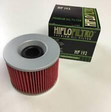 5 x Oil Filters - HF192 HIFLO Triumph 900 Trident 91-98