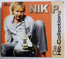Nik P.  - Die Hit-Collection - 2009 - 3 CD´s Box