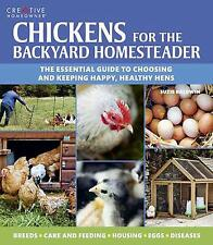 Chickens for the Backyard Homesteader by Suzie Baldwin