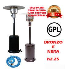 Estufa tipo de válvula de disco 13,5kW termofungo GPL gas con ruedas calefacción