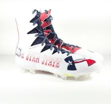 Under Armour Mens 11.5 Cleats Texas Lone Star State Highlight MC ClutchFit