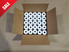 "STAR TSP100 3-1/8"" x 230' THERMAL POS PAPER - 50 NEW ROLLS CASH REGISTER ROLLS"
