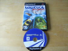 PLAYSTATION 2 / PS2 - WipeOut Fusion (Sony PlayStation 2, 2002) No Manual