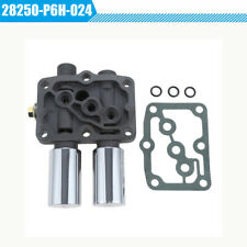 1x Dual Linear Shift Solenoid Gasket O-ring 28250-P6H-024 For Honda Transmission