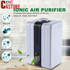 NEW Air Purifier Formaldehyde Smoke Dust Remover Ionic Ionizer Fresh Room