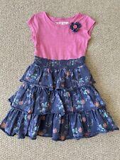 Excellent Condition Next Pink & Blue Tutu Dress Age 4