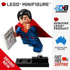 Genuine LEGO® Minifigure - Superman - DC Comics - Super Heros - BRAND NEW