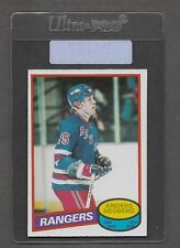 ** 1980-81 OPC Anders Hedberg #73 (NRMT) Nice Old Hockey Card ** P4167