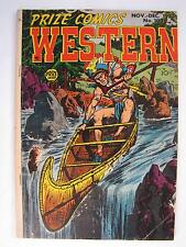 Prize Comics Western Vol. 12 #5 [#102] (Nov-Dec 1953, Prize) [VG+ 4.5]
