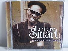 CD Album LEROY SMART Dread hot in Africa MKS15