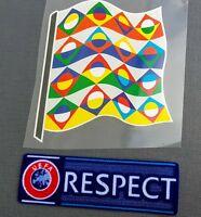 Pack Officiel UEFA Nations League Patch Equipe de France
