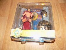 """6"""" Mythology Theseus Greek King Action Figure Doll 2007 Sababa Toys New Rare"""