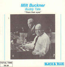 MILT BUCKNER & BUDDY TATE - THEM THEIR EYES (1987 JAZZ CD FRANCE)