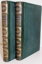 BALZAC JANIN MUSSET NODIER SAND  Nouveau Magasin des Enfants 2 vol. reliés 1860