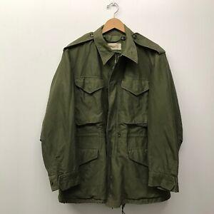Vintage US Army M51 Field Jacket, 1950's, Small/Regular    B-94
