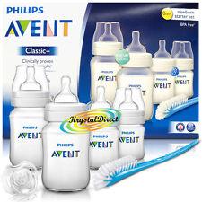 Philips Avent SCD371/00 Classic Plus Newborn Starter Set Kit Anti Colic