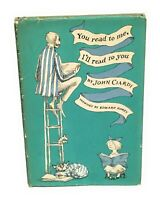 Edward Gorey John Ciardi If You Read to Me I'll Read to You HC DJ 1st Edition