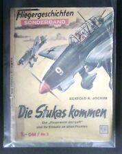 Fliegergeschichten Sonderband Nr.5  Die Stukas kommen