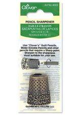 Clover Pencil Sharpener, Quilt Pencil Sharpener, Quilting Pencils, Notions