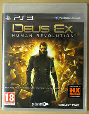 Videogame - Deus Ex Human Revolution - PS3 - Italiano