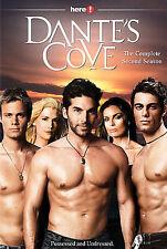 Dante's Cove: Season 2 (DVD, 2 DISC) GAY THEME