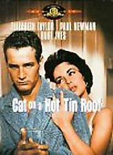 Cat on a Hot Tin Roof (DVD) with Paul Newman & Liz Taylor (Read Description)