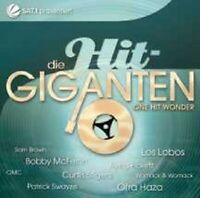 DIE HIT GIGANTEN  - ONE HIT WONDER 2 CD NEUWARE