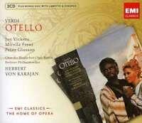 Herbert Von Karajan - Verdi : Otello Neuf CD