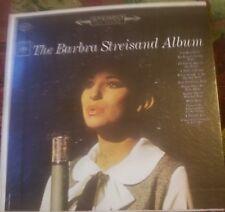 Rare Juke Box 331/3 EP Picture Sleeve The Barbra Streisand ,M- Cover, M Disc