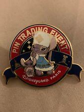 Disneyland Paris Disney Pin Trading Event Russian Christmas Pin-Doll Party Angel