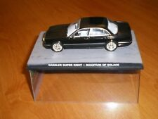 VOITURE COLLECTION JAMES BOND DAIMLER SUPER EIGHT QUANTUM OF SOLACE