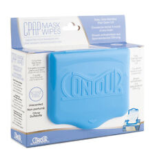 Contour CPAP-Reinigungstücher - 72 Stück - Masken-Reiniger - Ohne Duft
