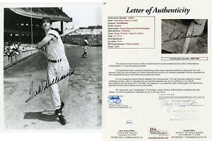 Ted Williams Signed JSA LOA Original 8X10 Photo Auto Autographed Autograph COA