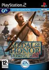 Medal OF HONOR: Rising Sun (ps2), molto buona PLAYSTATION 2, PLAYSTATION 2 video GA