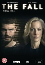 The Fall . The Complete Series 3 . Season 3 . Tod In Belfast . 2 DVD . NEU . OVP