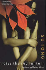 (Good)-Raise the Red Lantern (Paperback)-Tong, Su-0684860228