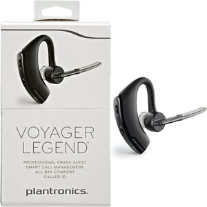Genuine Plantronix Voyager Legend Wireless Bluetooth headset mono earpiece