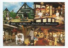 AK Gifhorn Müller- und Backhaus Internationales Mühlenmuseum Backofen